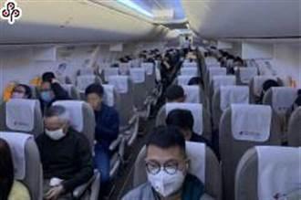 新冠肺炎疫情致大陸航空運輸市場出現負增長