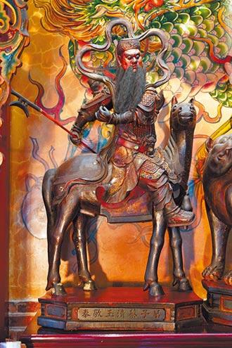 全台最大三祖軟身神像 保安宮收藏