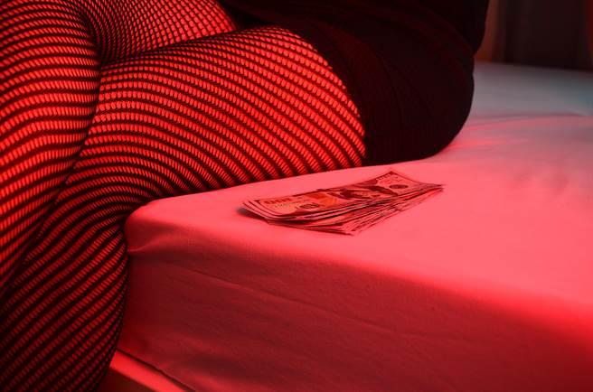 情色行業也受到新冠肺炎嚴重衝擊,性交易女子現在「寧可不戴套一定要戴罩」。(達志影像/shutterstock提供)