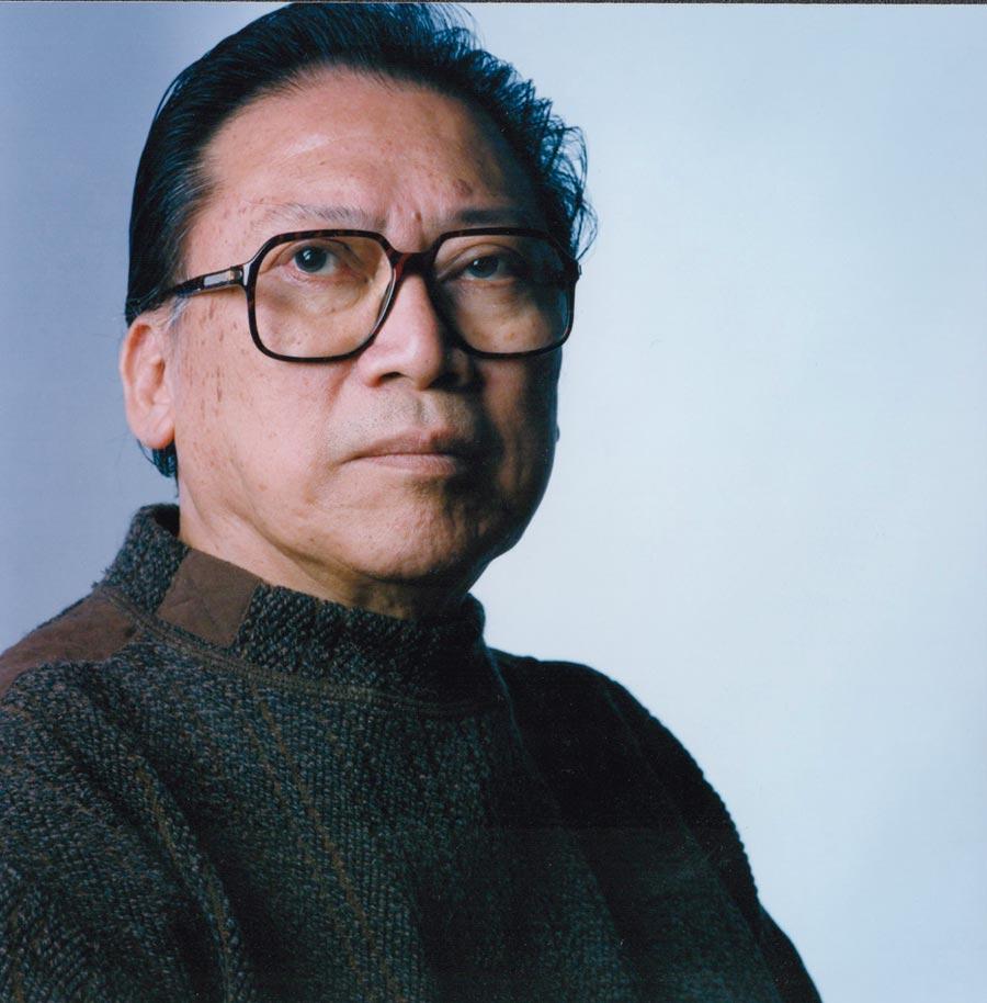 已故著名作曲家蕭泰然。圖/臺灣音樂館提供