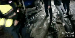 台灣燈會爆發攤販大亂鬥 警方快打壓制