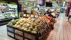 防疫期間吃有機蔬菜 家樂福消費滿300元送1把