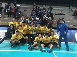 新北三民高中巧固球隊獲佳績  瑞士日內瓦杯國際邀請賽奪冠