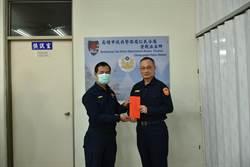 警政署配發防疫口罩 高雄警政防疫工作無缺口