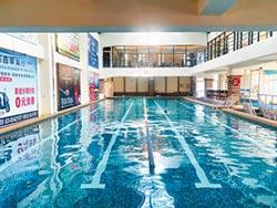 寶瓶星號乘客 跑去游泳 花蓮運動中心 封館防疫