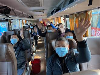 2020武漢風暴》陸17省市省際公路與城市客運逐步恢復營運