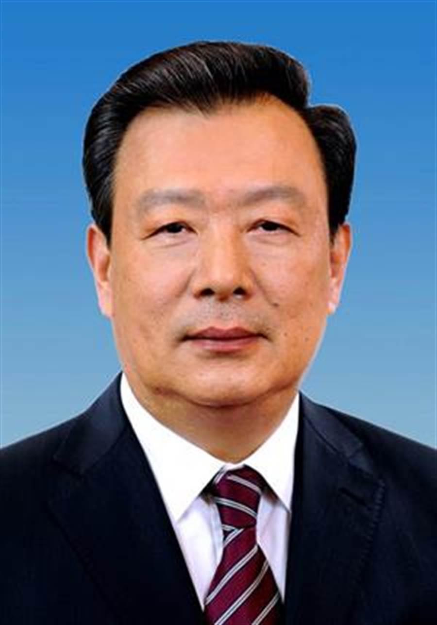 大陸全國政協副主席夏寶龍,兼任國務院港澳辦主任。(取自人民網)