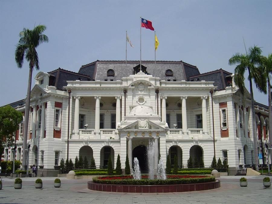 台中州廳自興建以來,即為官署建築之歷史意義。(台中市政府提供/陳世宗台中傳真)