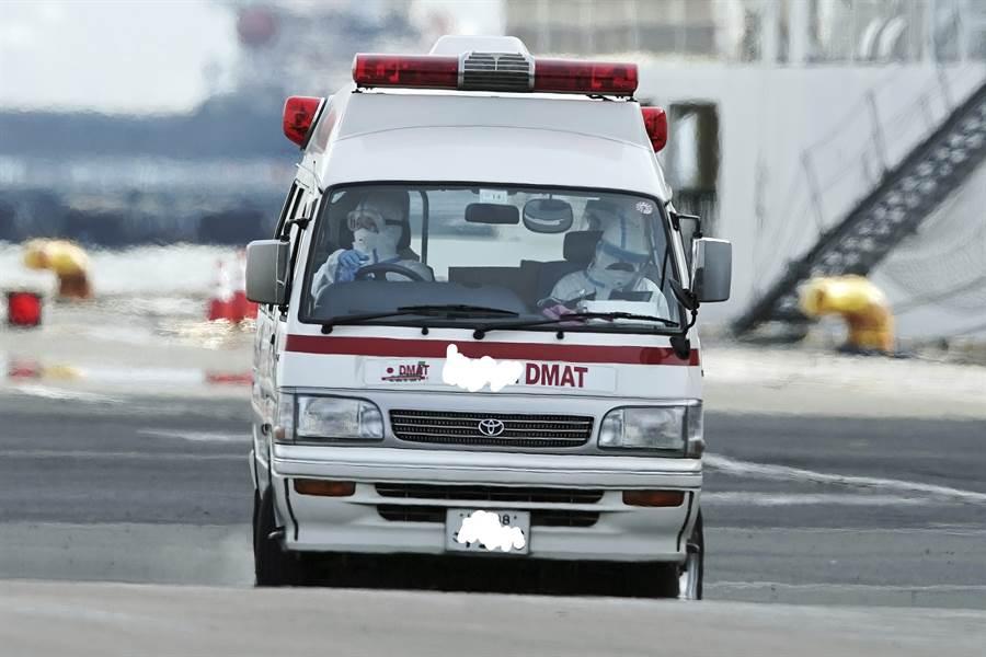 日本厚生勞動省今天公布4例境內感染武漢肺炎病例。(美聯社資料照片)