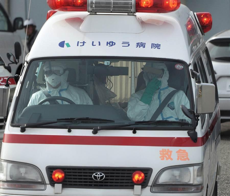 日本首名新冠肺炎死者,傳是同日確診計程車司機岳母。(美聯社資料照片)