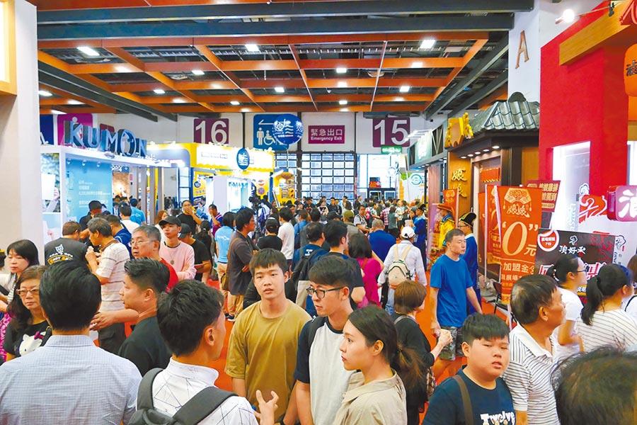 台北國際連鎖加盟大展-春季展將於2月28日如期開展。圖/台灣連鎖加盟促進協會提供
