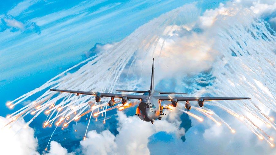 美軍MC-130J特戰機。(取自美國空軍官網)