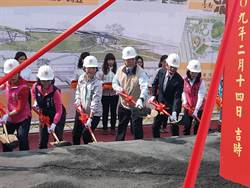停車格位不足 台南市體3地下停車場工程動土