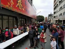 宜蘭學校提供5千片免費口罩  大批民眾索取