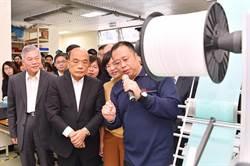 每日一千萬片 蘇揆:台灣成為世界第二大口罩生產國