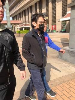 毒蟲西門町飛車搶皮包  警北車遊民聚集處逮人