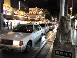 沖繩感染女司機確診前曾載過約50名乘客