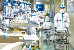 納入臨床診斷 湖北1天暴增1.4萬例
