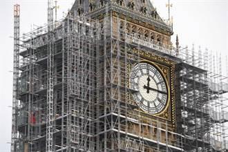倫敦大笨鐘 二戰傷太深 修復費用暴增七億