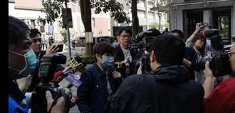 「卡神」楊蕙如現身出庭  進法院點頭拒受訪