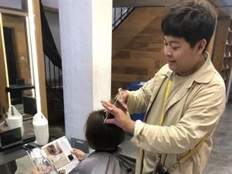 實習3個月 弘光美髮系4生考上設計師