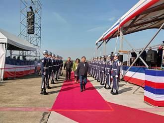 空軍救護隊以防疫為優先 今日低調舉行黑鷹成軍典禮