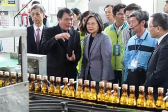 防疫為重 台酒120萬公升製酒原料改生產防疫酒精