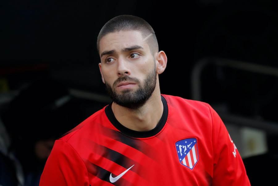Yannick·CARRASCO成為馬德里競技攻撃線的及時雨。(達志影像)