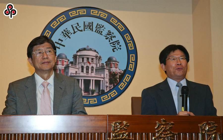監委高涌誠提案彈劾檢察官陳隆翔引發法界反彈。資料照片