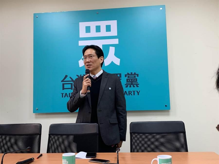 針對菲律賓政府頒布台灣人禁止入境禁令,民眾黨立委張其祿呼籲外交部硬起來,適時給予菲國反制措施。(林縉明攝/報系資料照)