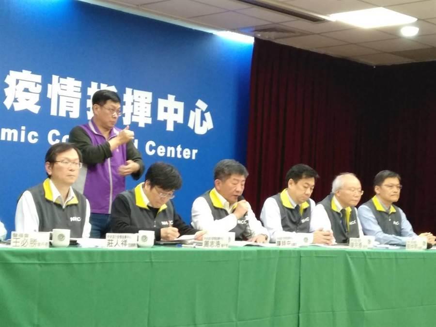 中央流行疫情指揮中心宣布,中國河南、浙江列一級流行區,日本旅遊疫情建議升為第一級注意(Watch)。(魏怡嘉攝)