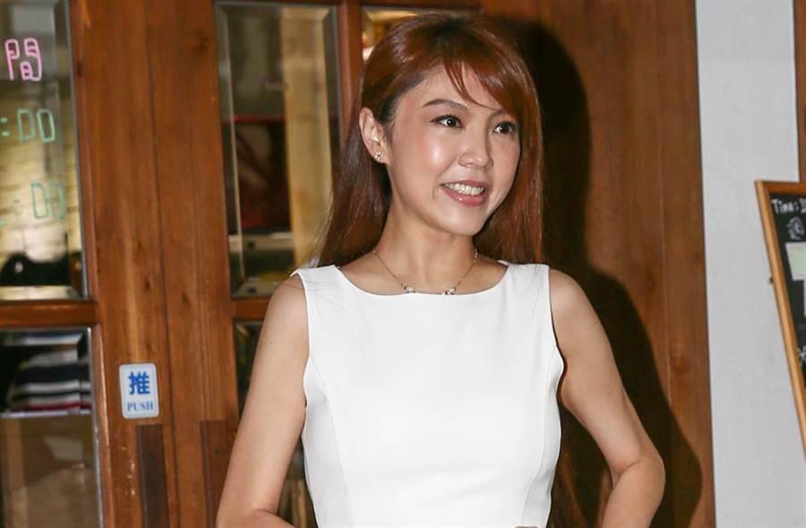劉樂妍質問台灣政府,何以開放同婚卻不開放單身女做試管嬰兒,根本雙標。(中時資料照片)