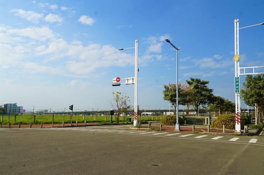 台中市「第14期重劃區」橫跨北屯區和西屯區,總開發面積超過400公頃。/圖業者提供