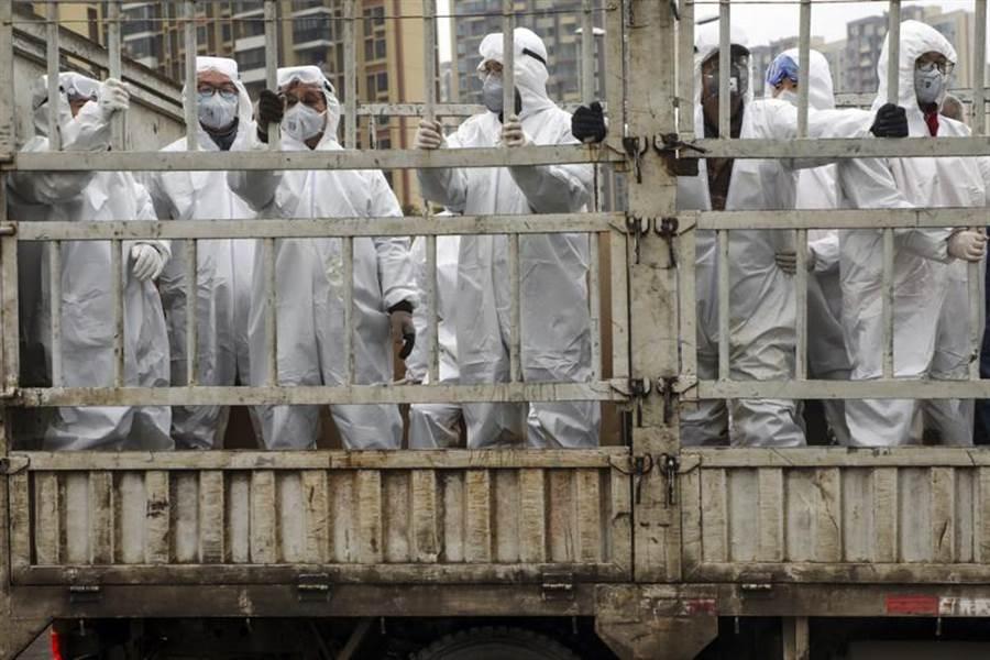 新冠肺炎疫情延燒,將為大陸經濟帶來隱憂。(美聯社)