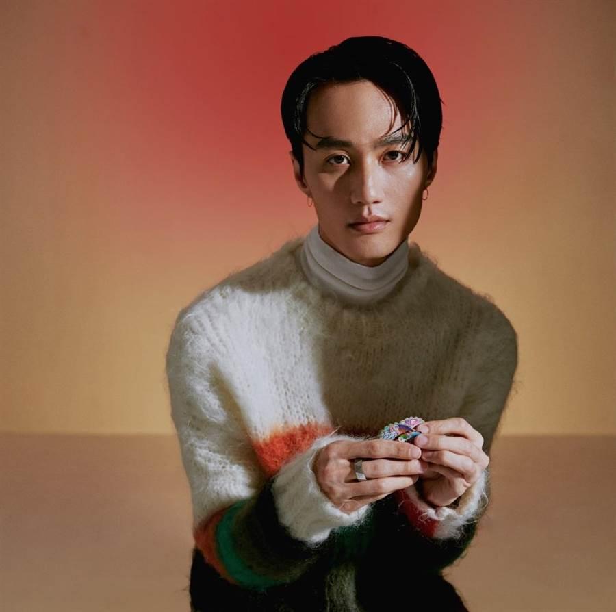 李英宏將推出新專輯《水哥2020》。(顏社提供)