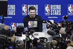 NBA》東契奇展超人氣 宣告打奧運資格賽