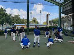 台中市成棒隊另起爐灶    球員測試會熱烈