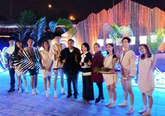2020台灣燈會原藝交響燈區 文化交織出原住民族生命群像