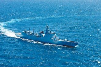 挑戰美海上霸權 陸俄艦隊頻活動