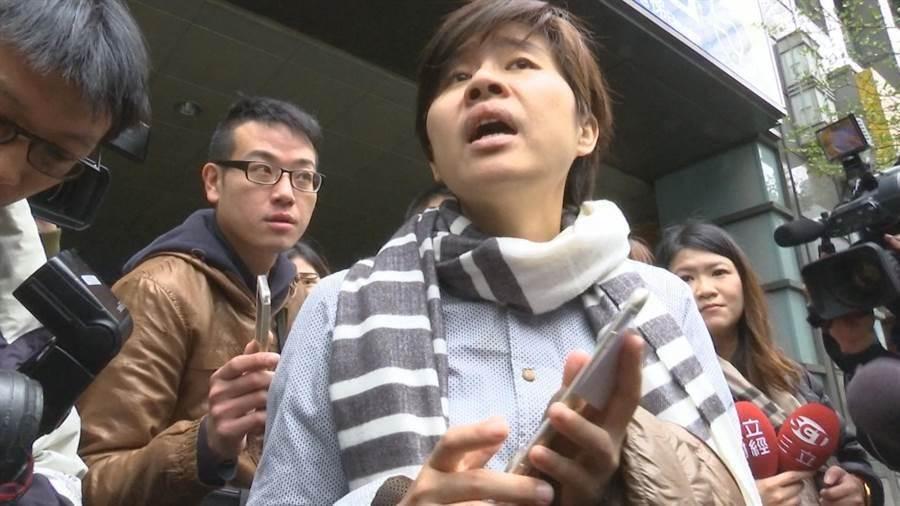 楊蕙如表示自己神隱多日,為的就是怕國民黨為了轉移韓國瑜無能的焦點攻擊她,而影響到大選結果 (圖/本報資料照)