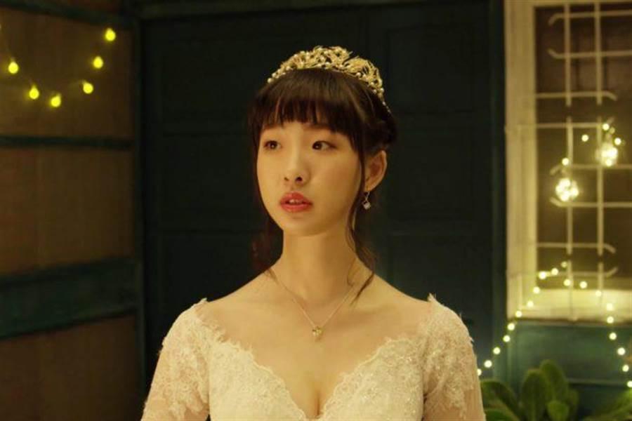 劉主平是科班出身的演員。星浪娛樂提供