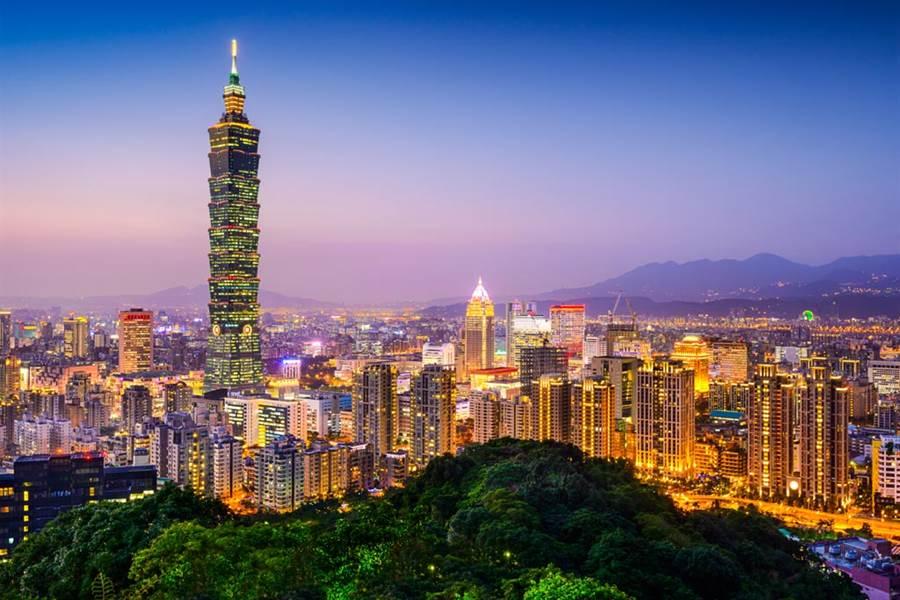 台北人口20年只增2萬?原因很現實(圖/達志影像)
