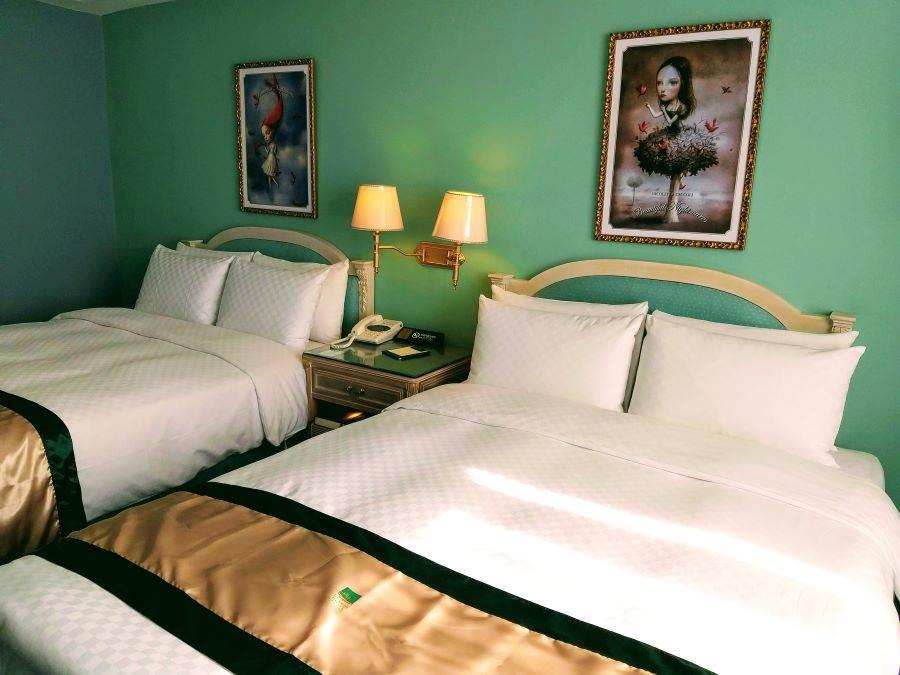 溪頭米堤大飯店全面防疫,也推出優惠鼓勵國人出遊!