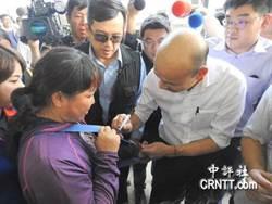 罷韓二階連署破30萬 韓國瑜的反應竟是...