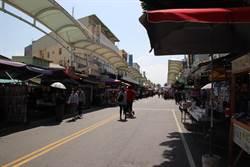 新冠肺炎衝擊觀光 旗津老街遊客人數砍半