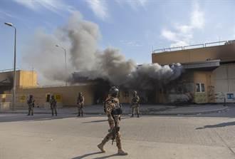 火箭轟炸美駐伊使館!美軍基地遭擊中 傷亡不明