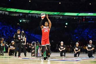 NBA》絕殺!希爾德搶下三分球大賽冠軍