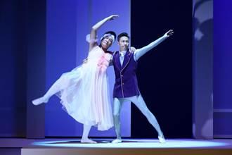 謝祖武穿芭蕾舞衣跳〈天鵝湖〉 羞問「那邊」要綁住嗎