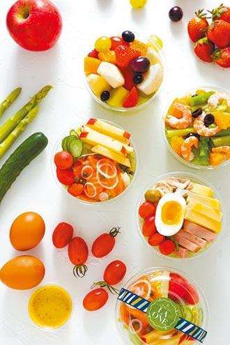 LA ONE營養美食宅配吃進健康