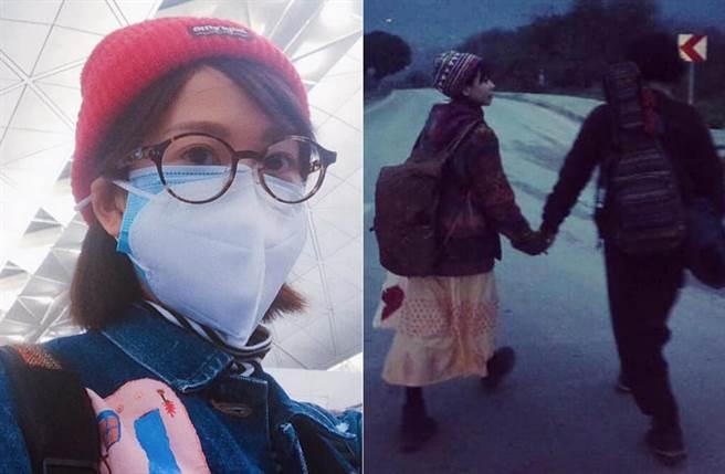 港星陳慧敏追愛飛赴土耳其,也帶來當地防疫的真實情況。(取材自陳慧敏臉書)